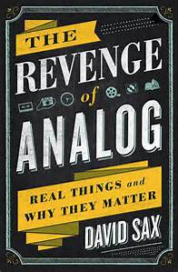 Revenge of Analog book