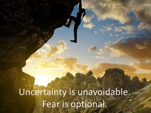 Fear is Optional